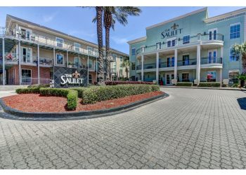 New Orleans apartments for rent The Saulet Apartments