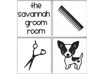 Savannah pet grooming The Savannah Groom Room
