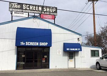 San Jose window company The Screen Shop