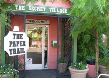Phoenix gift shop The Secret Village