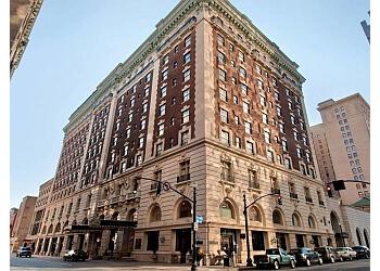 Louisville hotel The Seelbach Hilton