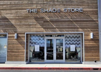 Costa Mesa window treatment store The Shade Store