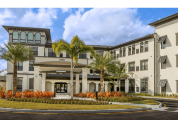 Pembroke Pines assisted living facility The Sheridan at Cooper City