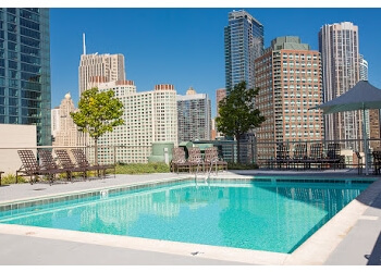 Chicago apartments for rent The Shoreham at Lakeshore East