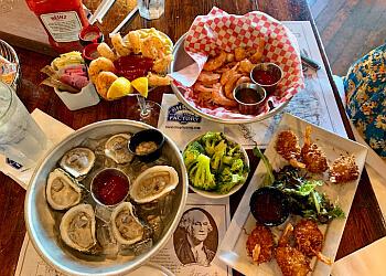 3 Best Seafood Restaurants In Savannah Ga Threebestrated