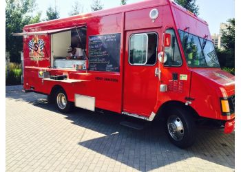 St Paul food truck The Sizzling Wagon