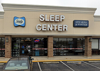 Mobile mattress store The Sleep Center