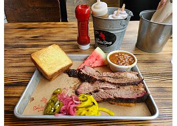 Boston barbecue restaurant The Smoke Shop BBQ