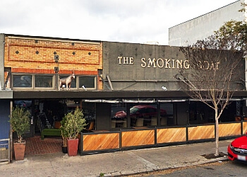 San Diego french restaurant The Smoking Goat