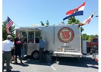 Baltimore food truck The Smoking Swine