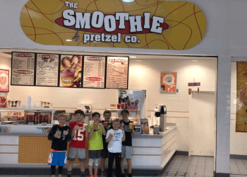 Topeka juice bar The Smoothie and Pretzel Co