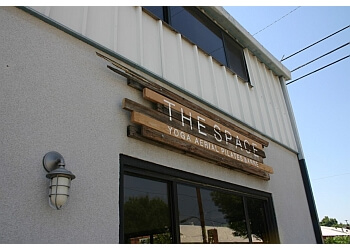 Visalia yoga studio The Space Yoga Studio