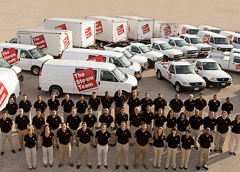 Austin carpet cleaner The Steam Team