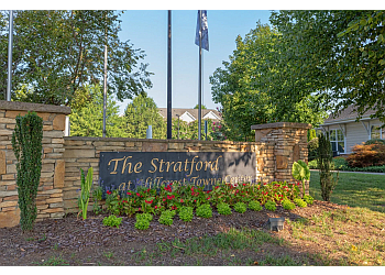 Winston Salem apartments for rent The Stratford at Hillcrest Towne Center