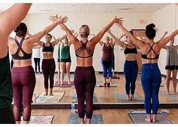 Waco yoga studio The Studio
