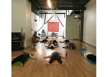 Cleveland yoga studio The Studio Cleveland
