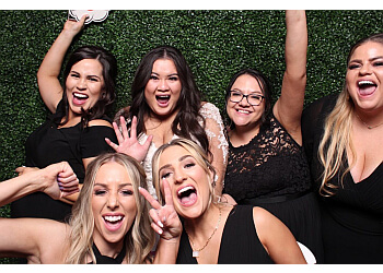 Wichita photo booth company The Sunflower Photo Booth Company