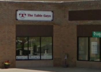 Wichita rental company THE TABLE GUYS, LLC