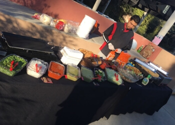Pasadena caterer The Taco Guy Catering