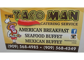 Pomona caterer The Taco Man Catering Service