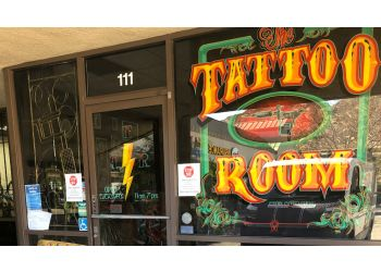Simi Valley tattoo shop The Tattoo Room