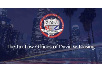 Bakersfield tax attorney The Tax Law Offices of David W. Klasing, P.C.,