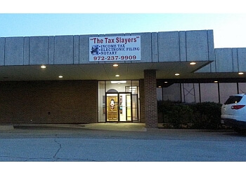 Grand Prairie tax service The Tax Slayers