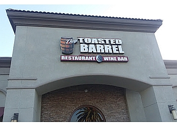 Corona steak house The Toasted Barrel