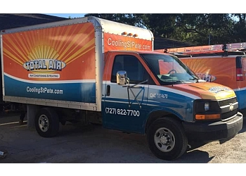St Petersburg hvac service The Total Air Inc.