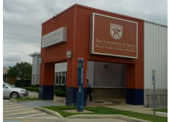 Houston recreation center The University of Texas
