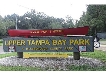 Tampa hiking trail The Upper Tampa Bay Trail