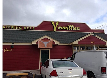 Brownsville mexican restaurant The Vermillion Restaurant and Watering Hole
