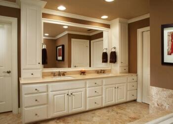 Plano custom cabinet The Viking Craftsman, Inc.
