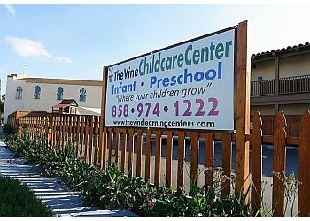 San Diego preschool The Vine Child Care Center