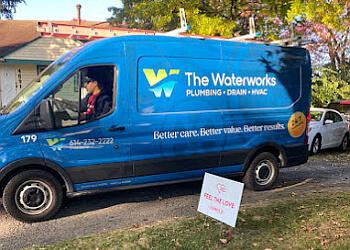 Columbus plumber The Waterworks