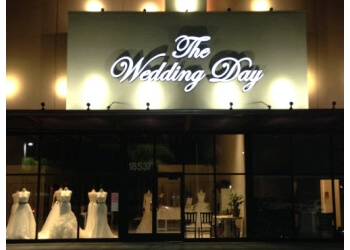 Huntington Beach bridal shop The Wedding Day Bridal Salon