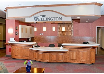 St Paul assisted living facility The Wellington Senior Living