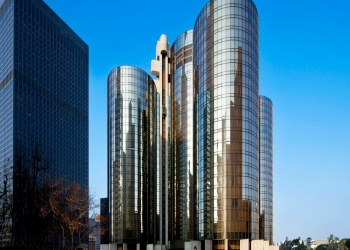 Los Angeles hotel The Westin Bonaventure Hotel