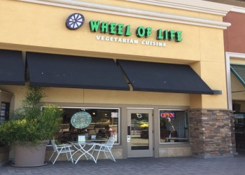 Irvine thai restaurant The Wheel Of Life