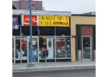 Anchorage cafe The White Spot Cafe