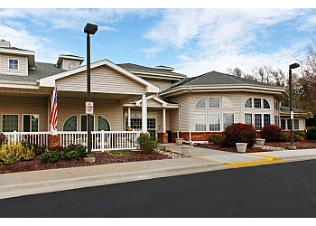 Lincoln assisted living facility The Windcrest on Van Dorn