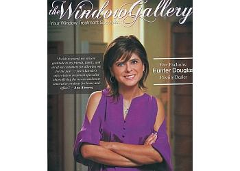 Laredo window treatment store The Window Gallery