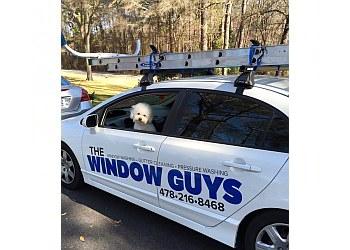Atlanta window cleaner The Window Guys