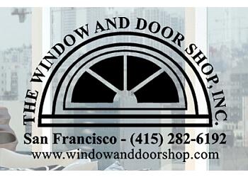 Daly City window company The Window and Door Shop, Inc.