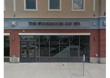Dayton spa The Woodhouse Day Spa