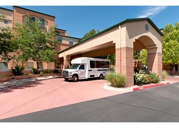 Albuquerque assisted living facility The Woodmark AT UPTOWN
