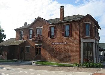 Dayton landmark The Wright Cycle Company Complex