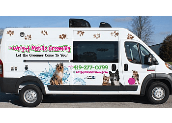 Toledo pet grooming  The Wright Mobile Grooming