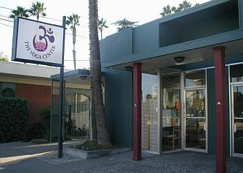 Stockton yoga studio The Yoga Center