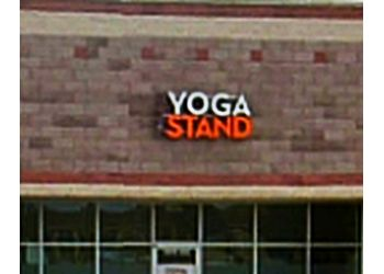 Lubbock yoga studio The Yoga Stand
